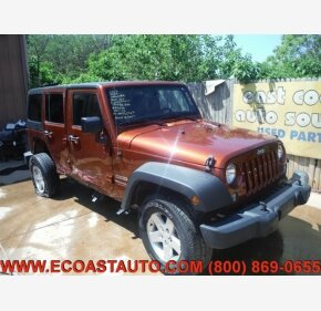 2014 Jeep Wrangler 4WD Unlimited Sport for sale 101326297