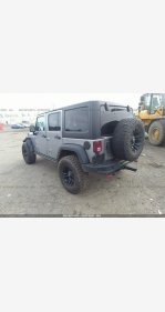 2014 Jeep Wrangler 4WD Unlimited Rubicon for sale 101326501