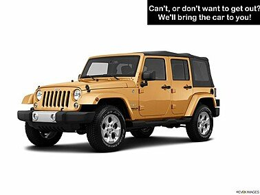 2014 Jeep Wrangler 4WD Unlimited Sahara for sale 101329227