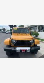 2014 Jeep Wrangler for sale 101331697