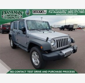 2014 Jeep Wrangler for sale 101334379