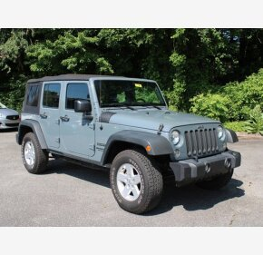 2014 Jeep Wrangler for sale 101335106