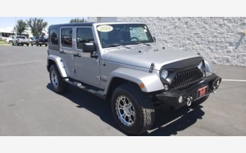 2014 Jeep Wrangler for sale 101340133