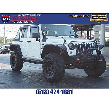 2014 Jeep Wrangler for sale 101342673