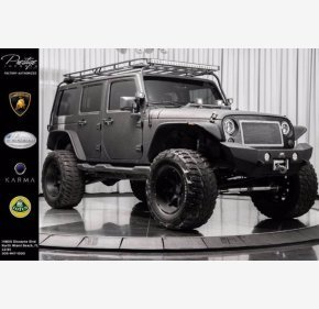 2014 Jeep Wrangler for sale 101355609