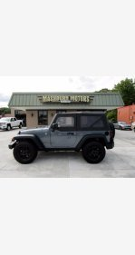 2014 Jeep Wrangler for sale 101378680