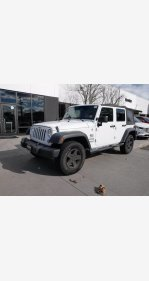 2014 Jeep Wrangler for sale 101398251