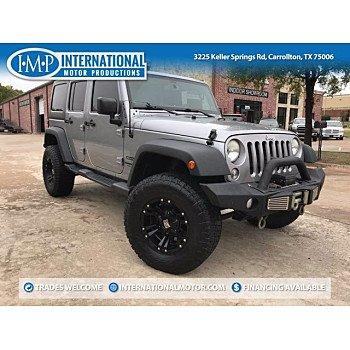 2014 Jeep Wrangler for sale 101399264