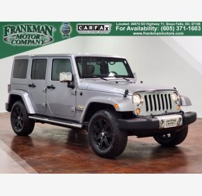 2014 Jeep Wrangler for sale 101411960