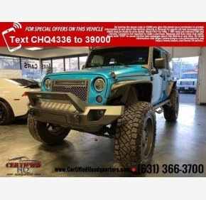 2014 Jeep Wrangler for sale 101427711