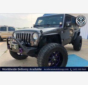 2014 Jeep Wrangler for sale 101489454