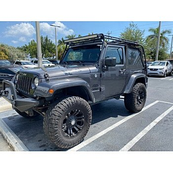 2014 Jeep Wrangler for sale 101491179