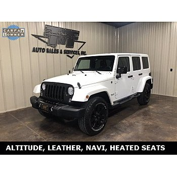 2014 Jeep Wrangler for sale 101502254