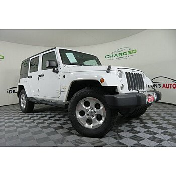 2014 Jeep Wrangler for sale 101516016