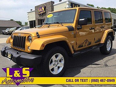 2014 Jeep Wrangler for sale 101517474