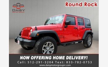 2014 Jeep Wrangler for sale 101542720