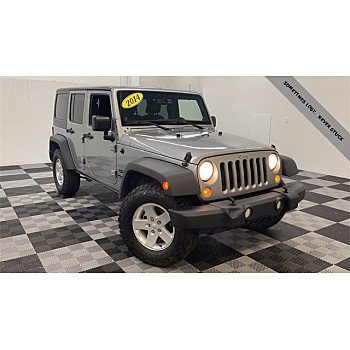 2014 Jeep Wrangler for sale 101549728