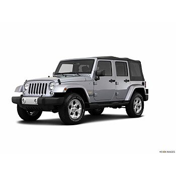 2014 Jeep Wrangler for sale 101593582