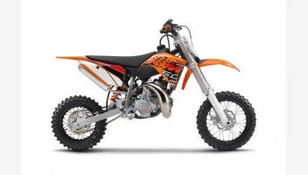 2014 KTM 50SX for sale 200716154
