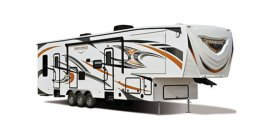 2014 KZ Inferno 3732T specifications