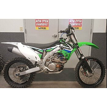 2014 Kawasaki KX450F for sale 200510945
