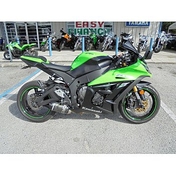 2014 Kawasaki Ninja ZX-10R for sale 200655740