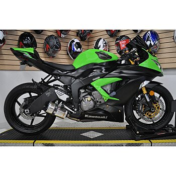2014 Kawasaki Ninja ZX-6R for sale 200690589