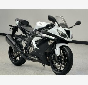 2014 Kawasaki Ninja ZX-6R for sale 200603780