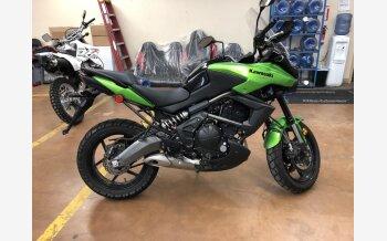 2014 Kawasaki Versys for sale 200736479