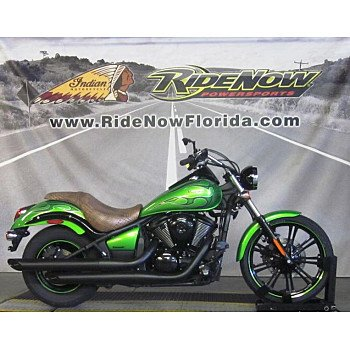 2014 Kawasaki Vulcan 900 for sale 200804896