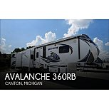2014 Keystone Avalanche for sale 300231053
