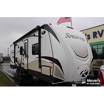 2014 Keystone Sprinter for sale 300193176