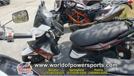 2014 Kymco Super 8 150 for sale 200785601