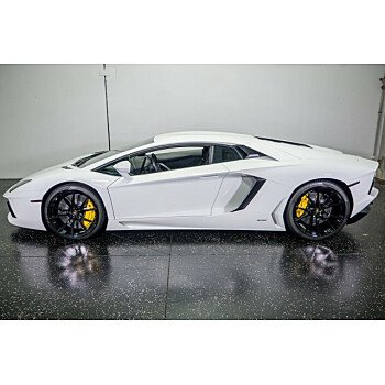 2014 Lamborghini Aventador LP 700-4 Coupe for sale 101177966