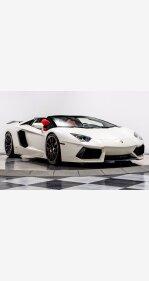 2014 Lamborghini Aventador LP 700-4 Roadster for sale 101345251