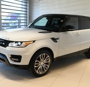 2014 Land Rover Range Rover Sport Supercharged for sale 101400017