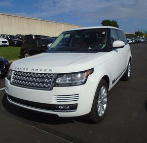 2014 Land Rover Range Rover HSE for sale 101213272