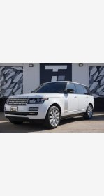 2014 Land Rover Range Rover Long Wheelbase Supercharged for sale 101219014
