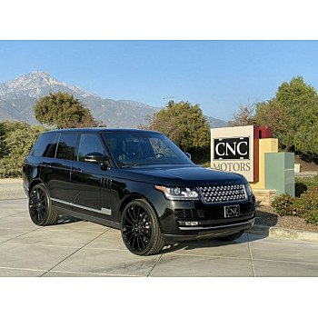 2014 Land Rover Range Rover HSE for sale 101265888