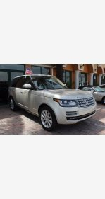 2014 Land Rover Range Rover HSE for sale 101374530
