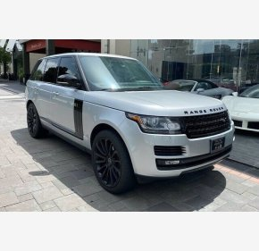 2014 Land Rover Range Rover for sale 101376538