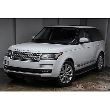2014 Land Rover Range Rover HSE for sale 101450366