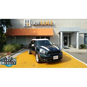 2014 MINI Cooper Countryman S ALL4 for sale 101058616