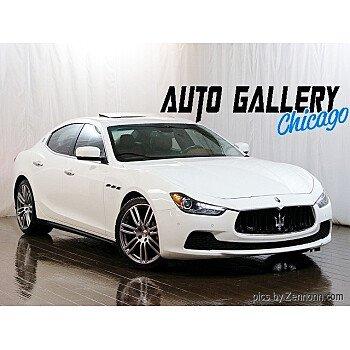 2014 Maserati Ghibli S Q4 for sale 101220460