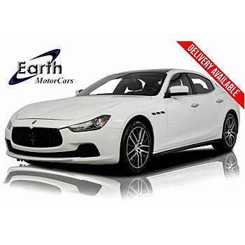 2014 Maserati Ghibli for sale 101364324