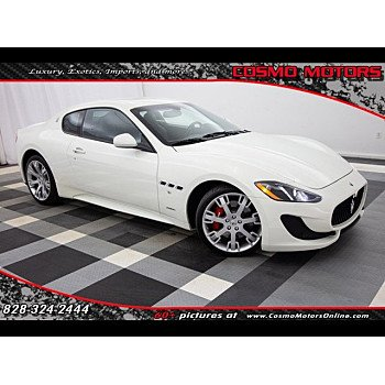 2014 Maserati GranTurismo Coupe for sale 101074401