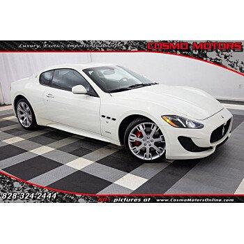 2014 Maserati GranTurismo Coupe for sale 101074401