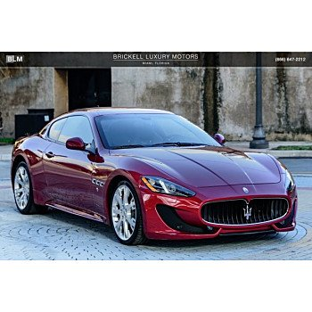 2014 Maserati GranTurismo Coupe for sale 101087082