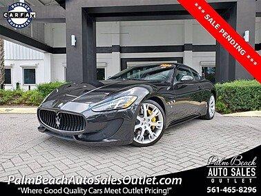 2014 Maserati GranTurismo for sale 101495322
