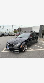 2014 Mercedes-Benz C63 AMG Coupe for sale 101201262